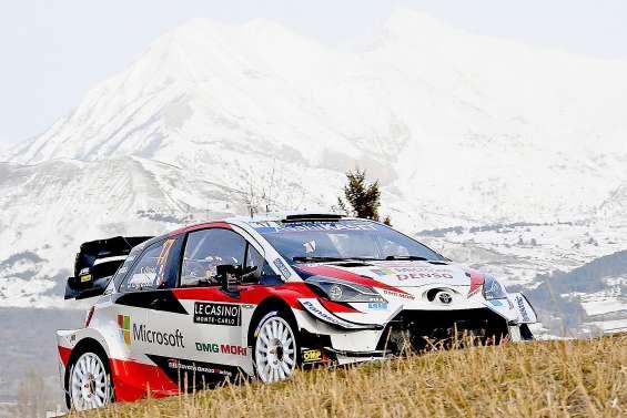 Ogier et Loeb ambitionnent une huitième victoire à Monte-Carlo