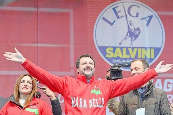 Matteo Salvini, le retour  au pouvoir en ligne de mire