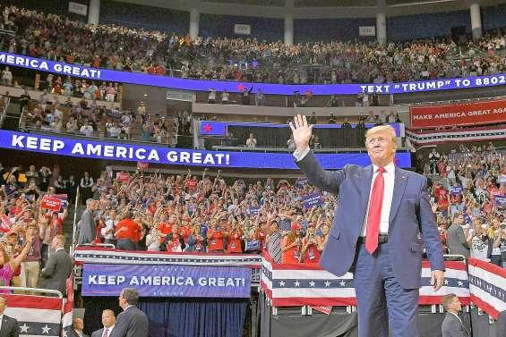 L'année du rat, un bon cru pour Trump ?