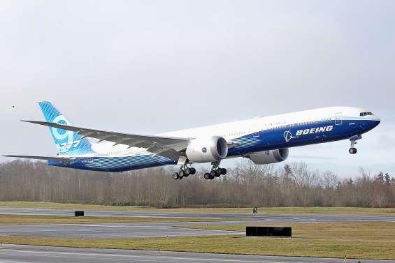Le Boeing 777X a enfin pris son envol après une si longue attente