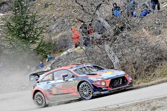 Thierry Neuville gagne son premier rallye de Monte-Carlo