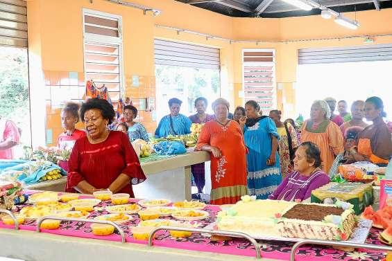Les mamans du marché présentent leurs vœux