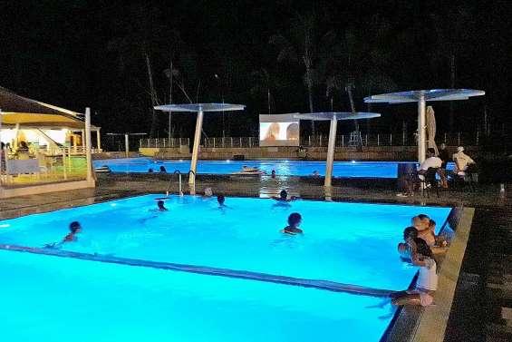 Astérix à la piscine...
