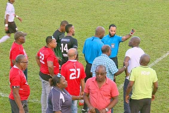 La Martinique siffle la fin des violences contre les arbitres dans le football