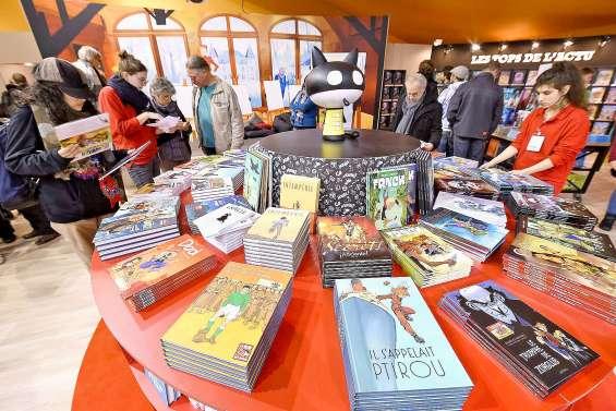Le festival d'Angoulême ouvre l'annéede la bande dessinée