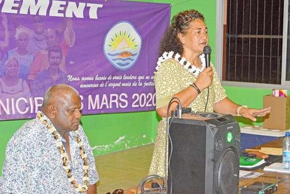 Païta en mouvement veut convaincre les tribus
