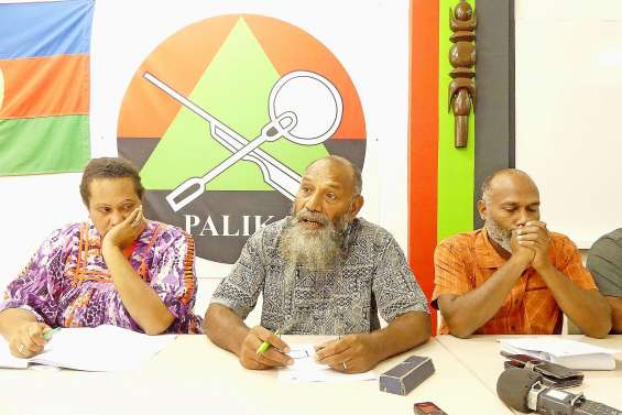 Le Palika veut faire des municipales un tremplin