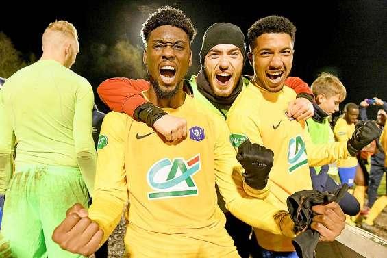 Epinal crée la surprise en Coupe de France
