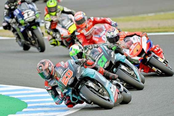 Fabio Quartararo roule sur les traces de Rossi