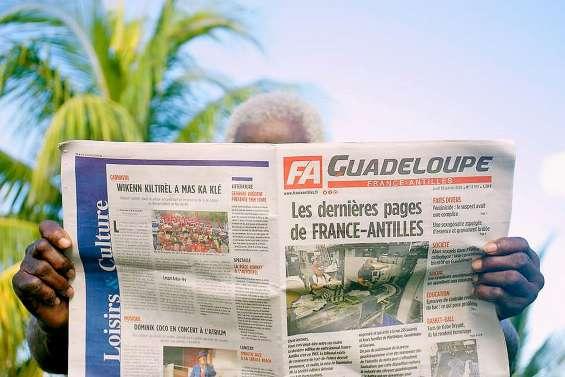 Il n'y a plus de presse quotidienne aux Antilles et en Guyane