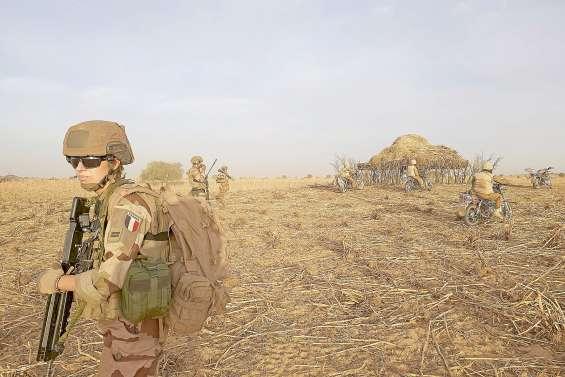 La France renforce l'opération Barkhane