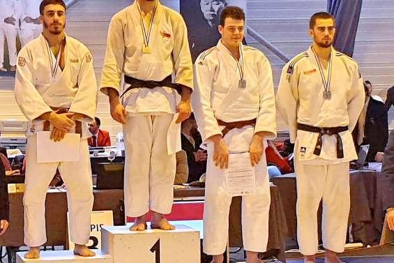 William Fayard remporte sa demi-finale nationale