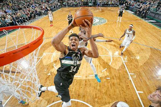 Giannis Antetokounmpo, le « Greek Freak »
