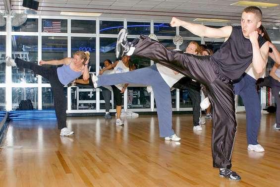 De l'aérobic au fitness, les sallesde sport ont pris du muscle