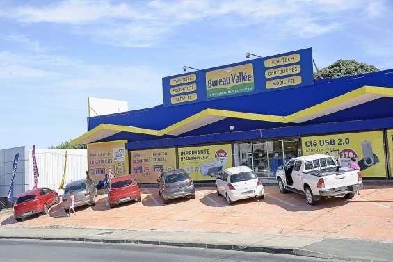 Bureau Vallée ouvre un nouveau magasin rue Gervolino