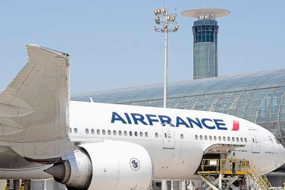 Un équipage d'Air France cloué au sol