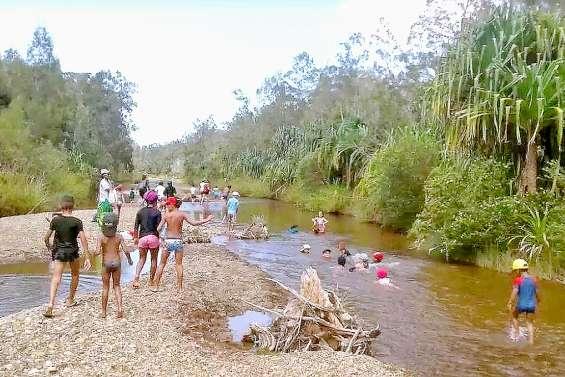 Des vacances  au fil de la rivière