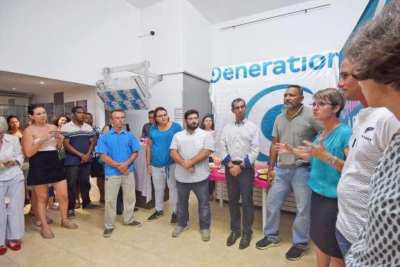 La permanence de Générations Dumbéa ouvre ses portes à Dumbéa-sur-Mer