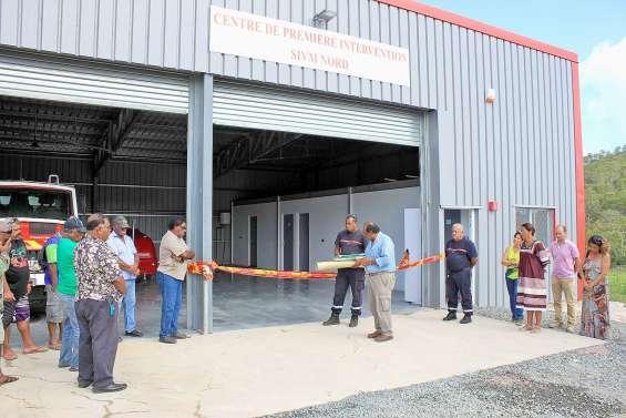 Deux nouvelles infrastructures ont été inaugurées à Poum