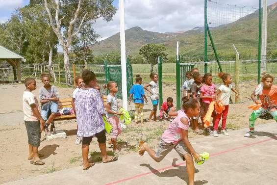 Le plein d'activités sportives pour occuper les enfants et les amuser
