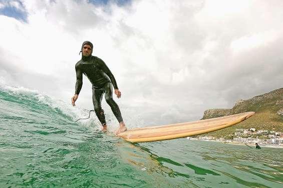 Dans les rouleaux sud-africains, l'essor du surf « vert »