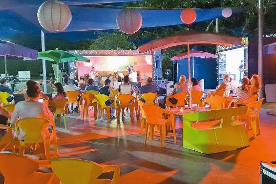 Le 2e Sunset Music Festival lancé dans l'après-midi