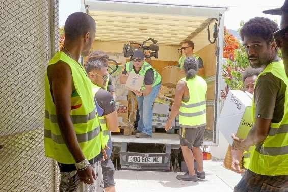 Zéro Waste Pacific continue de lutter contre le gaspillage alimentaire