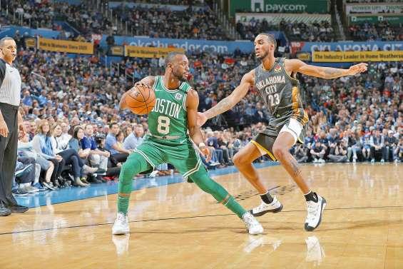 Les Celtics de Boston s'imposent sur le fil