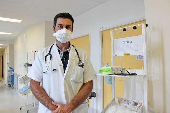 Coronavirus : comment le Médipôle se prépare à prendre en charge les malades