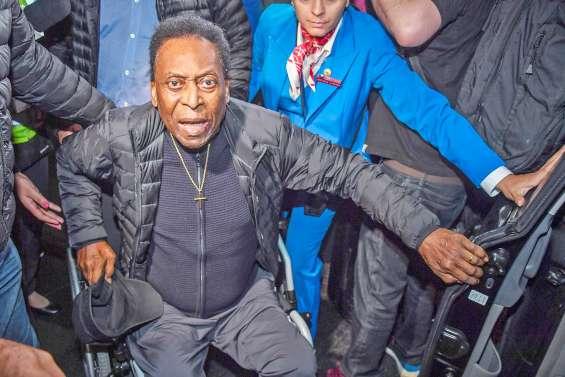 Affaibli physiquement, le Roi Pelé déprime
