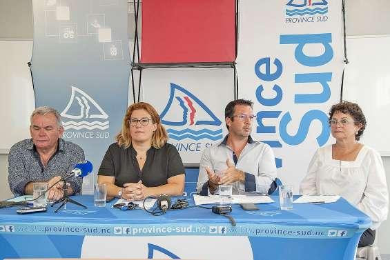 La province Sud veut apporter sa pierre au projet éducatif calédonien
