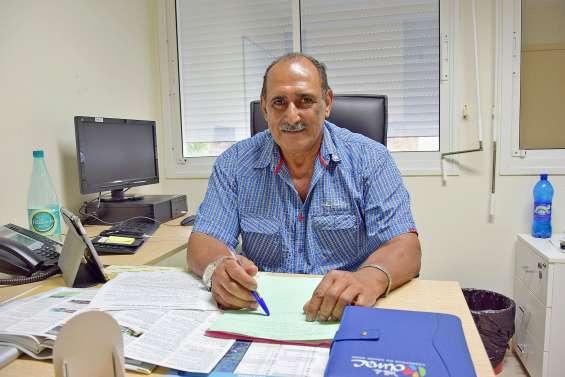 Le maire Wilfrid Weiss brigue un nouveau mandat à Koumac