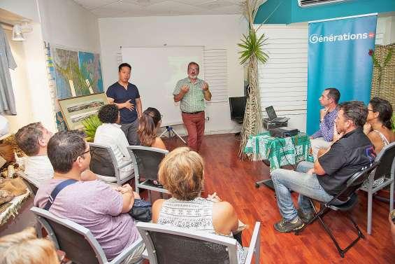 Générations Nouméa multiplie les réunions publiques