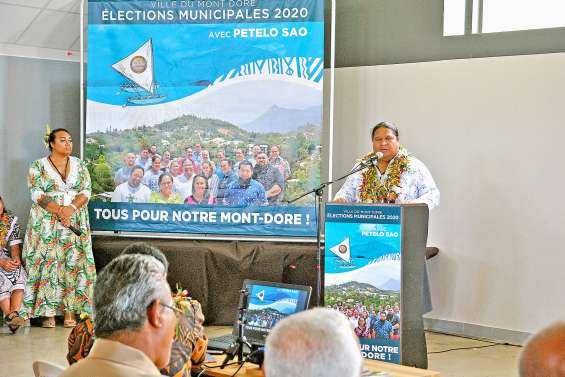 Petelo Sao dévoile son programme à l'issue d'une grande réunion publique