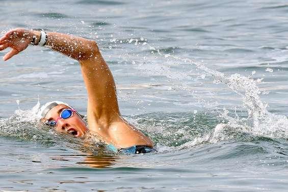 Lara Grangeon prend ses marques au Qatar
