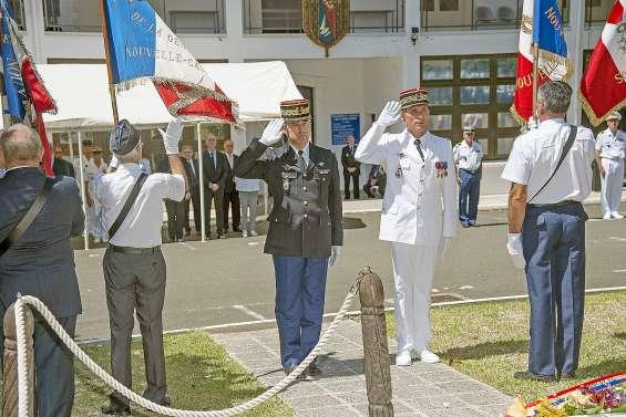 La gendarmerie rend hommage aux six militaires morts en 2019