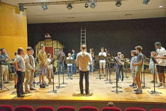 Les élèves du Conservatoire prêts à reprendre les cours