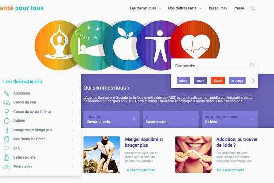 Site web Santé pour tous : une mine d'infos