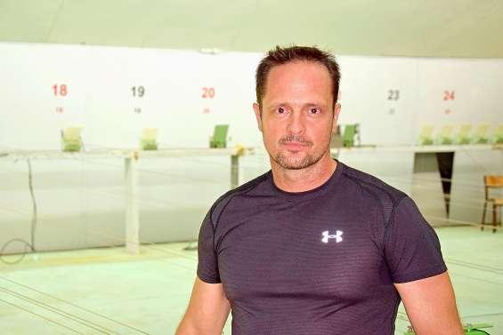Sébastien Marcon, président de la Ligue régionale de tir : « Envoyer une équipe calédonienne aux championnats de France »