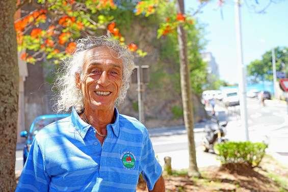 Michel Cazalas, président du golf club de La Ouenghi : « Je veux de l'échange et de la convivialité »