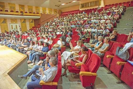 240 nouveaux étudiants en BTS au Lapérouse