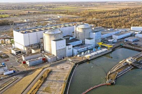 Clap de fin historique pour le réacteur n° 1 de Fessenheim