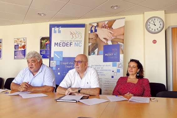 Le Medef veut faire de 2020 une année de relance