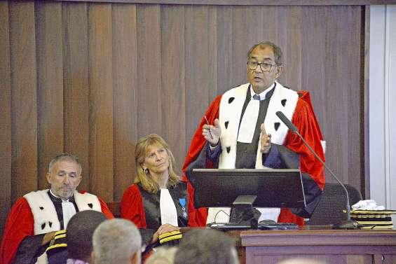 La justice réaffirme sa fermeté face à « une délinquance qui exaspère nos concitoyens »