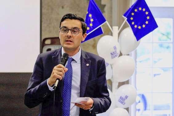 Benoit Simian, député de la Gironde : « le passage à l'euro, c'est un choix éminemment géopolitique »