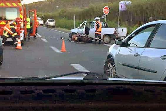 Un motard mortellement percuté, un automobiliste en garde à vue