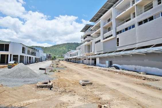 Les ZAC de Dumbéa-sur-Mer et de Panda poursuivent leur développement