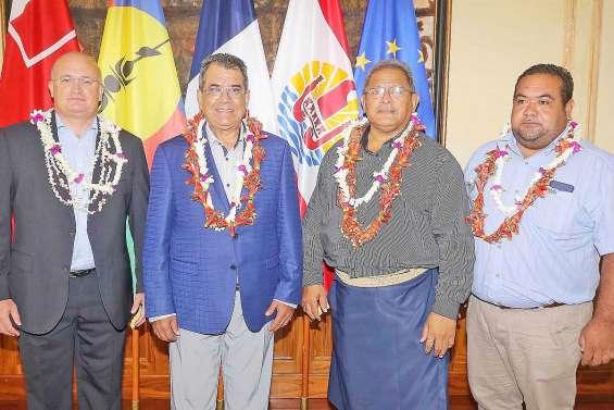 78 millions de francs accordé par le Fonds Pacifique à la Calédonie