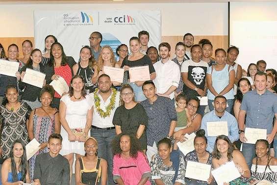 Les étudiants du CFA sur la voie du succès