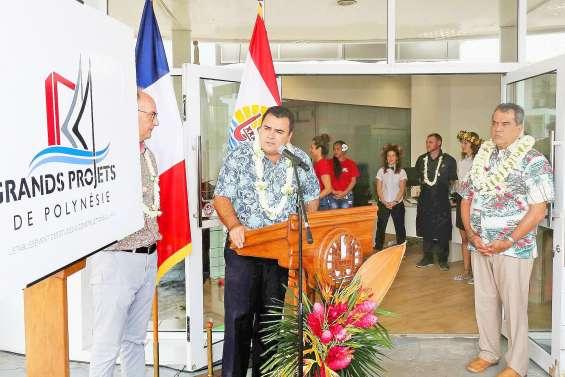 TNAD devient « Grands projets de Polynésie »